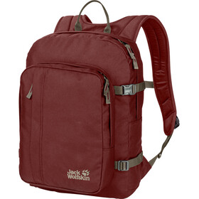 Jack Wolfskin Campus Backpack redwood